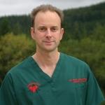 Dr Bellenger - scrubs