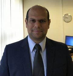 Dr Anish George